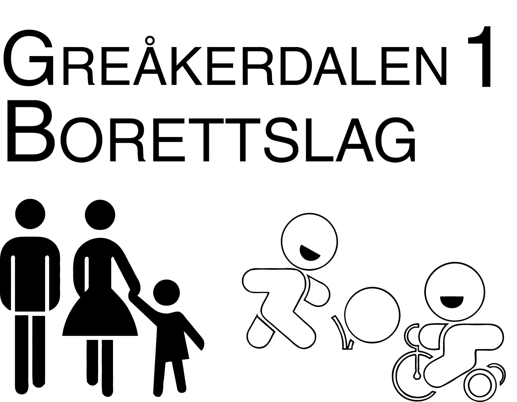 Greåkerdalen 1 Borettslag